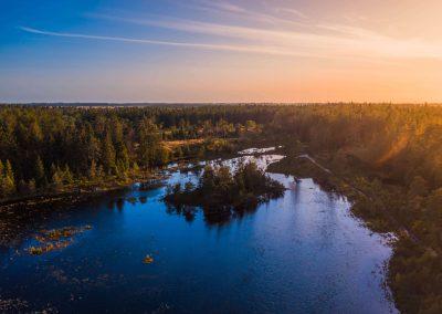 Dronefotograf ved syvårssøerne 4