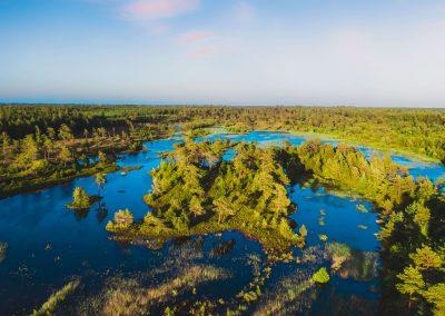 Dronefotograf ved syvårssøerne 7