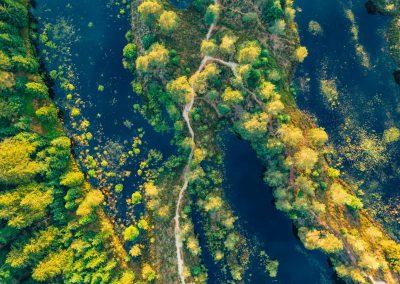 Dronefotograf ved syvårssøerne 8
